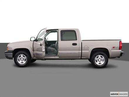 Used 2004 Chevrolet Silverado 1500 Z71 [VIN: 2GCEK13T241371649]