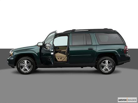 Used 2005 Chevrolet Trailblazer  [VIN: 1GNES16S656128527]