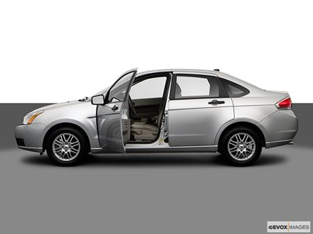 Used 2009 Ford Focus SE [VIN: 1FAHP35N19W127733] for sale in Carbondale, Illinois