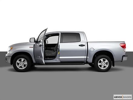 Used 2010 Toyota Tundra Grade [VIN: 5TFDY5F16AX155698] for sale in Braintree, Massachusetts