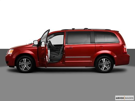 Used 2010 Dodge Grand Caravan Hero [VIN: 2D4RN3D19AR453458] for sale in Herrin, Illinois