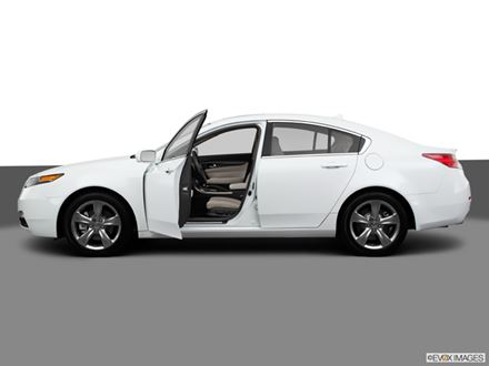 New 2012 Acura TL SH-AWD w/Technology Package [VIN: 19UUA9F58CA007400] for sale in Portland, Oregon