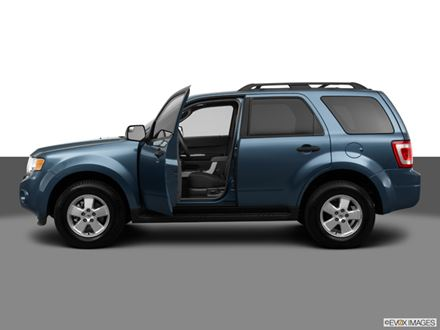 New 2012 Ford Escape XLT [VIN: 1FMCU0DG4CKB84470] for sale in Yuba City, California