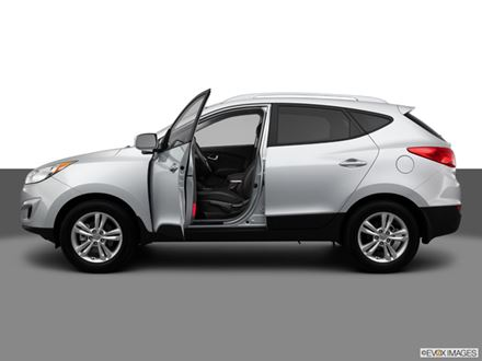 New 2012 Hyundai Tucson Limited [VIN: KM8JUCAC8CU465783] for sale in Gresham, Oregon