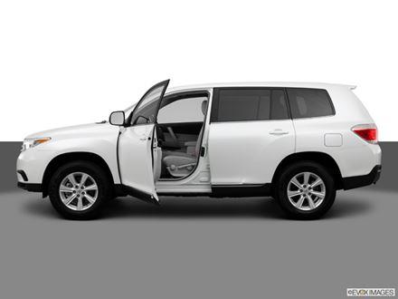 New 2012 Toyota Highlander SE [VIN: 5TDBK3EH3CS109430] for sale in Portland, Oregon