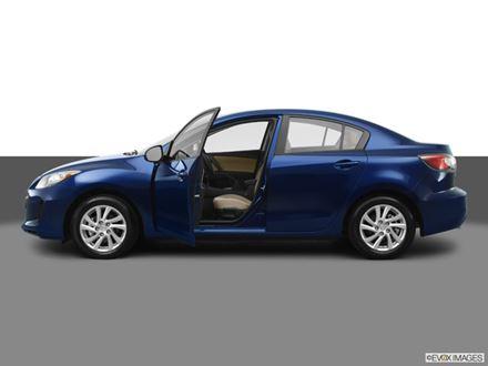 New 2012 Mazda Mazda3 i [VIN: JM1BL1V8XC1601483] for sale in Portland, Oregon