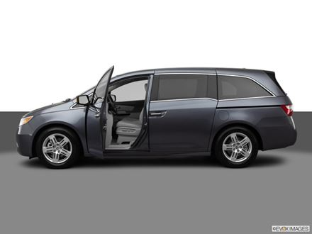 New 2012 Honda Odyssey Touring Elite [VIN: 5FNRL5H97CB048485] for sale in Gresham, Oregon