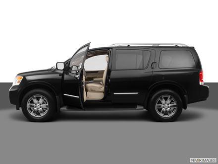 New 2012 Nissan Armada Platinum [VIN: 5N1AA0NE4CN608242] for sale in Wilsonville, Oregon