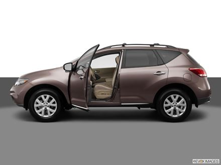 New 2012 Nissan Murano LE [VIN: JN8AZ1MW4CW216213] for sale in Wilsonville, Oregon
