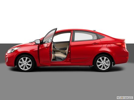 Used 2013 Hyundai Accent GLS [VIN: KMHCT4AE5DU551668] for sale in Cape Girardeau, Missouri