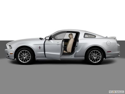 Used 2013 Ford Mustang  [VIN: 1ZVBP8AM4D5202057] for sale in Carbondale, Illinois