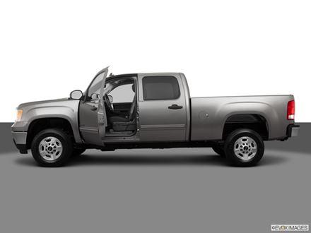 Used 2013 GMC Sierra 2500HD Work Truck [VIN: 1GT12ZCG4DF213970]