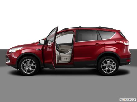Used 2013 Ford Escape SEL [VIN: 1FMCU9H92DUC25572] for sale in Carbondale, Illinois