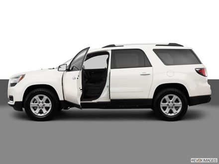 Used 2014 GMC Acadia SLE-2 [VIN: 1GKKVPKD8EJ330526] for sale in Carbondale, Illinois