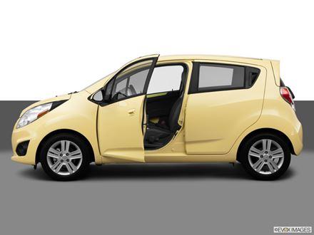 Used 2014 Chevrolet Spark 2LT [VIN: KL8CF6S94EC455412] for sale in Farmington, Missouri