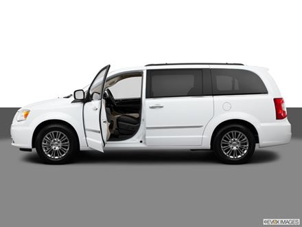 Used 2014 Chrysler Town & Country  [VIN: 2C4RC1CG7ER132991] for sale in Herrin, Illinois