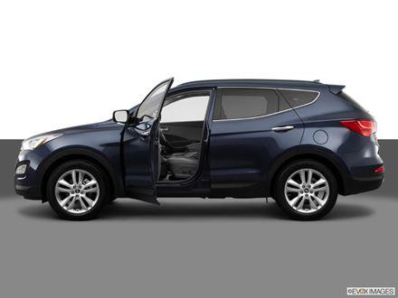 Used 2014 Hyundai Santa Fe Sport  [VIN: 5XYZUDLA5EG156754] for sale in Cape Girardeau, Missouri