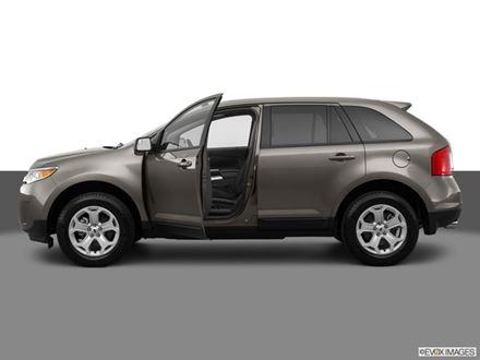 Used 2014 Ford Edge SEL [VIN: 2FMDK4JC1EBB27076] for sale in Washington, Missouri