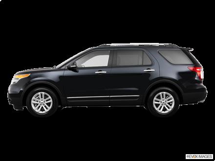 Used 2015 Ford Explorer XLT [VIN: 1FM5K7D89FGC15283]