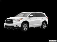 Toyota Highlander_Hybrid