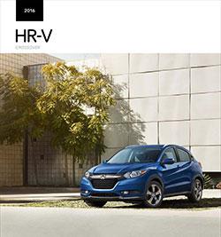 2016 HR-V Brochure
