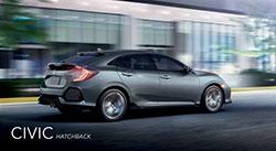 2017 Civic Hatchback Brochure