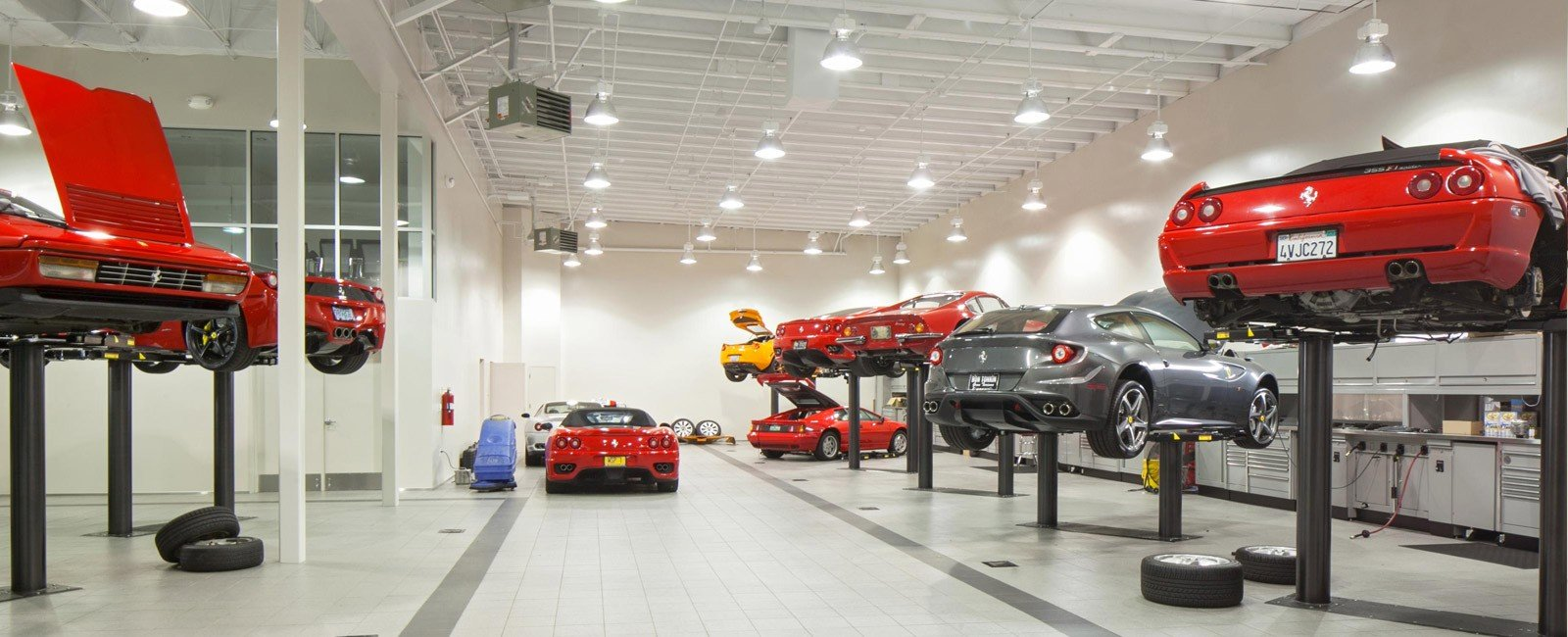 Ferrari of Portland - Service Center