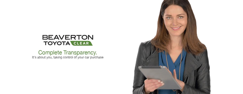 Beaverton Toyota Clear - New & Used Vehicles