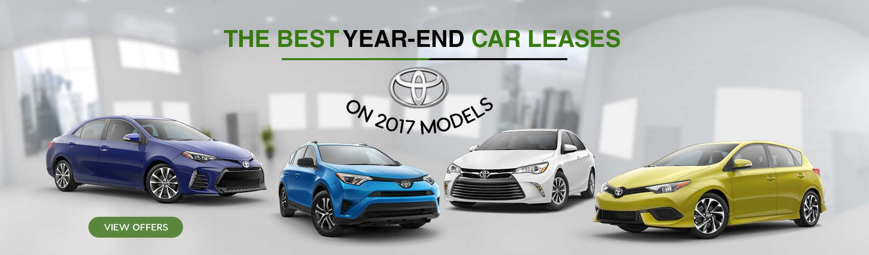 the best year end car leases at beaverton toyota