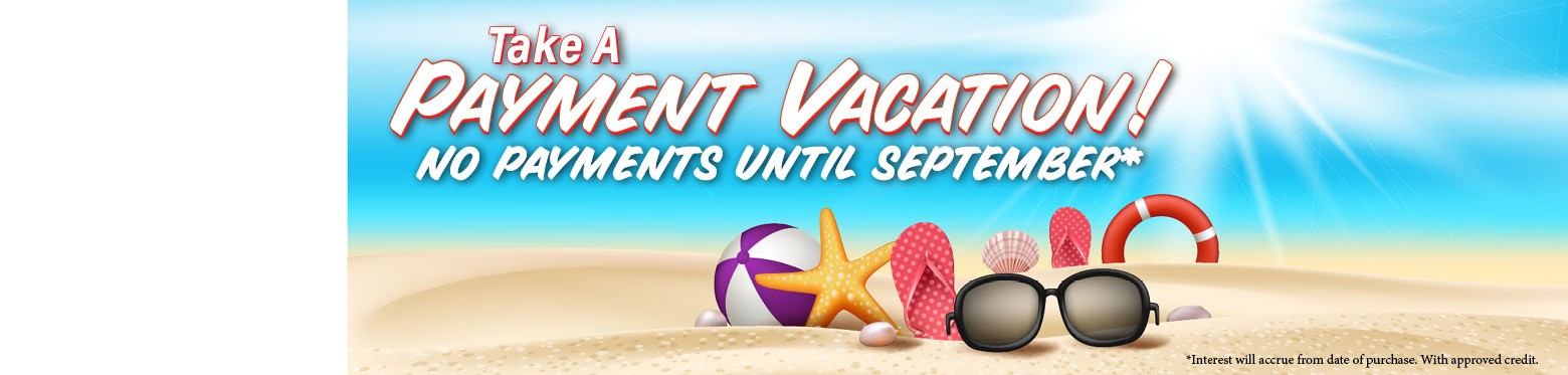 Wes Finch Payment Vacation