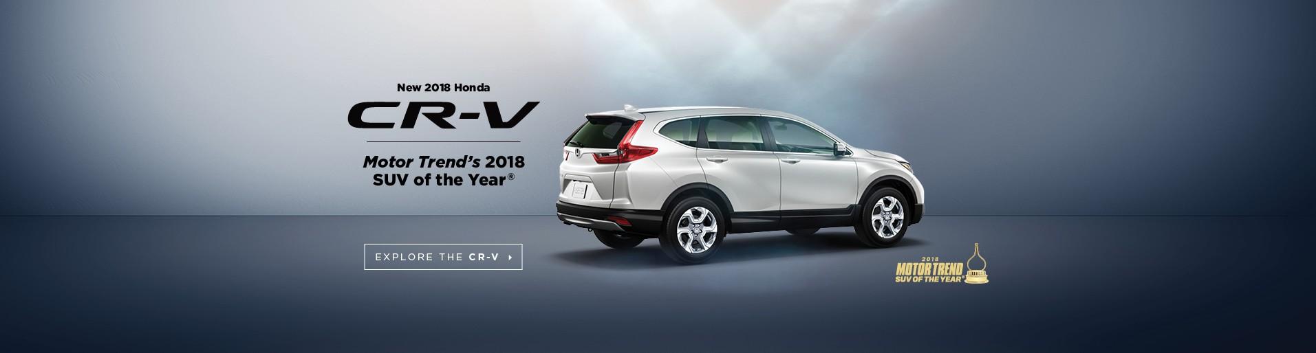 New 2018 Honda CR-V Peoria AZ