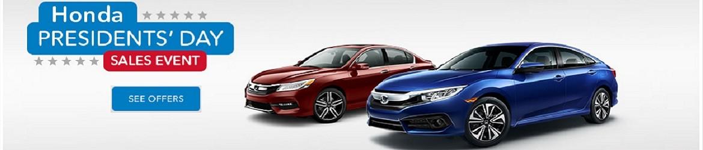 Honda President's Day Sale