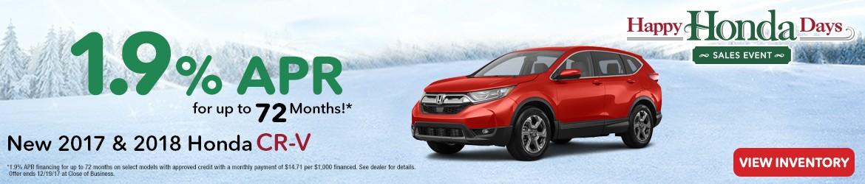 New Honda CR-V Peoria AZ