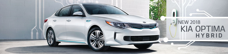 New 2018 KIA Optima Hybrid!