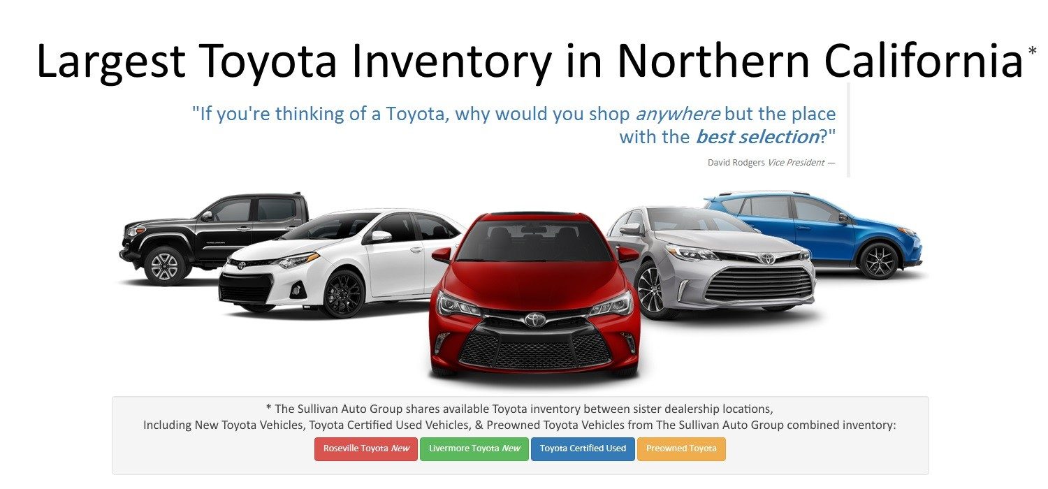 Toyota dealership serving the sacramento area roseville toyota ca magicingreecefo Image collections
