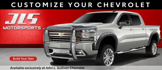 Chevrolet Dealer in Roseville serving Sacramento | John L Sullivan