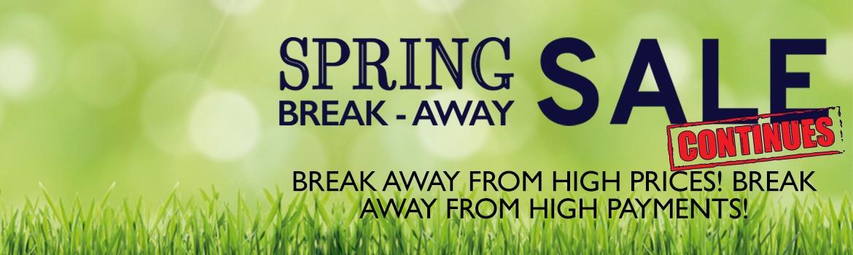 2016 Spring Break Away Continues