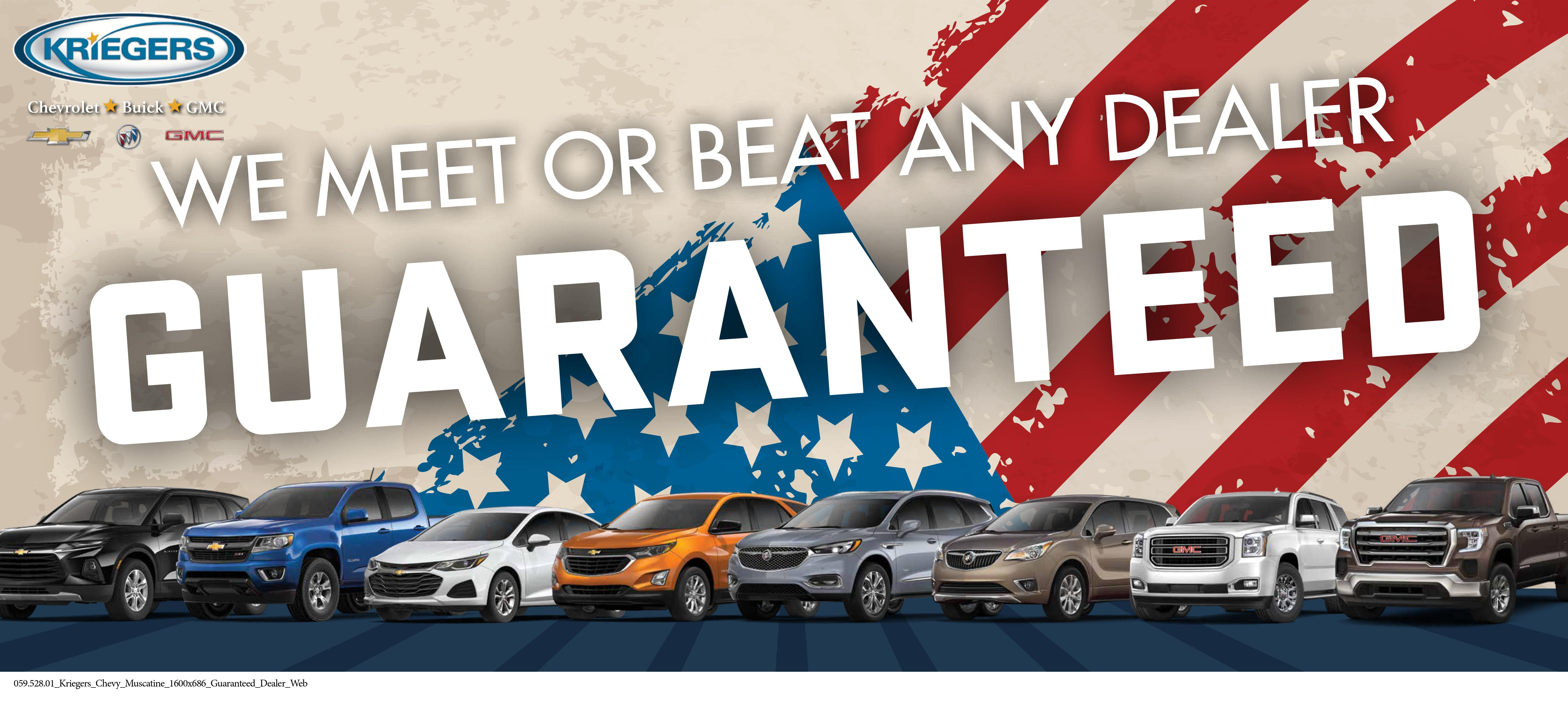 Krieger Auto Group | Iowa Auto Dealer located in Muscatine and DeWitt