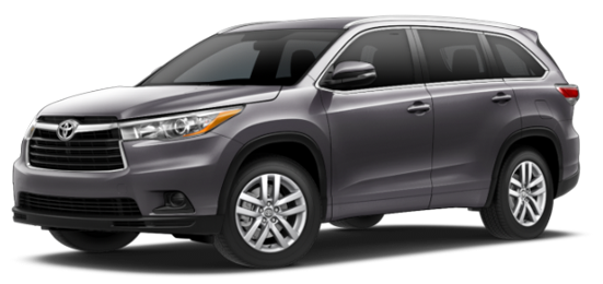 New 2017 Highlander LE Plus AWD
