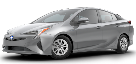 New 2016 Prius Two Auto