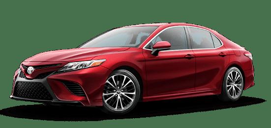 New 2018 Camry SE Auto