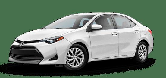 New 2018 Corolla LE Auto
