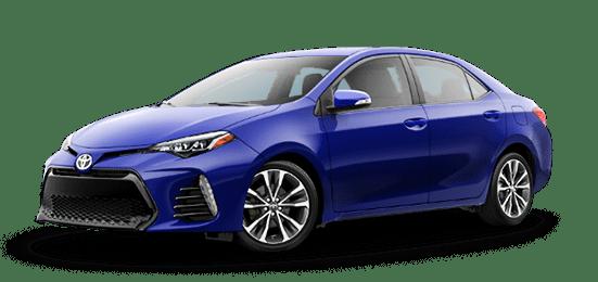 New 2018 Corolla SE Auto