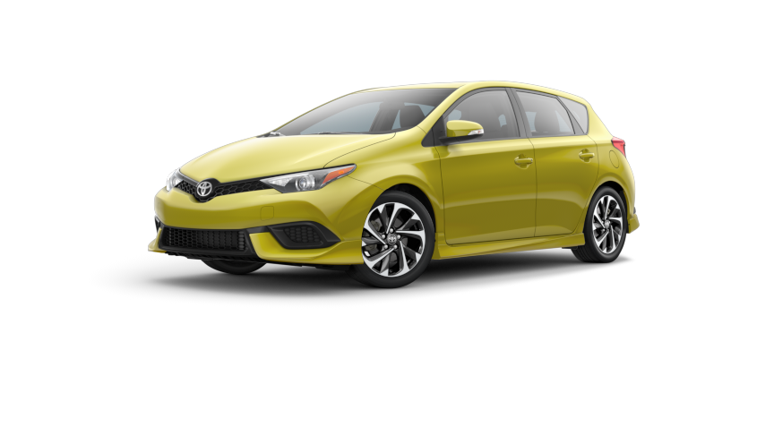 New 2017 Corolla IM