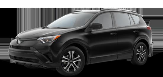 New 2016 RAV4 LE Auto