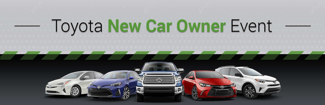 Beaverton Toyota Service >> New Car Owner Event