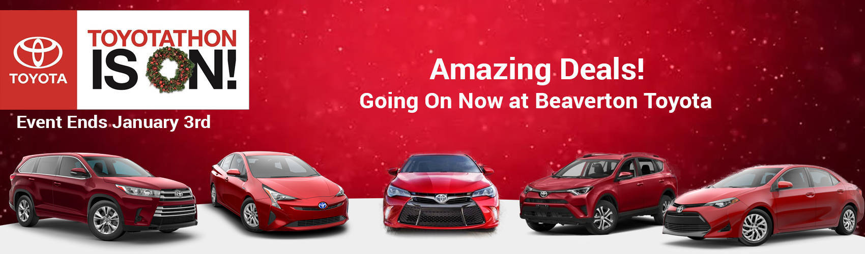 New Car Owner Event at Beaverton Toyota