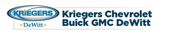 Kriegers Chevrolet Buick GMC DeWitt