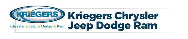 Kriegers Chrysler Jeep Dodge Ram