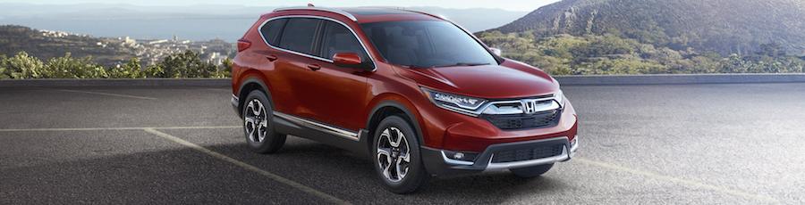 Honda CR-V Trim Levels | Peoria, AZ